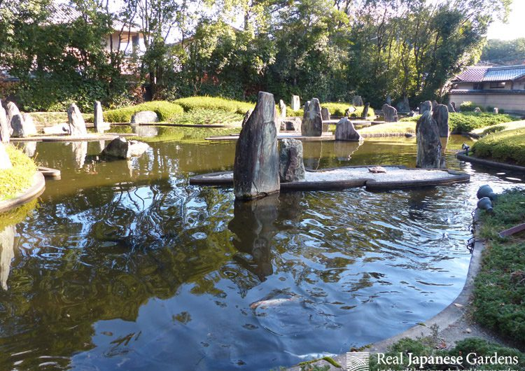 A brief look into the history and concept of a traditional Japanese garden