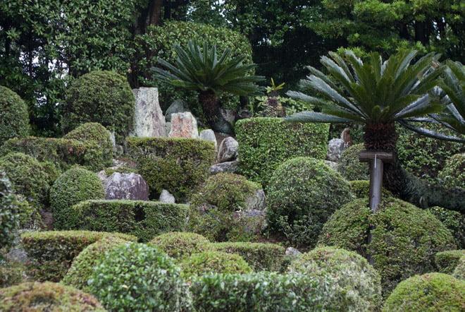 Kobori Enshu-style gardens in Shizuoka and Aichi prefecture