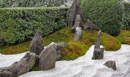Zuiho-in in Daitoku-ji