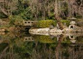 Happoen Japanese Garden in Tokyo