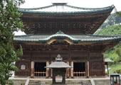 Kencho-ji temple garden in Kamakura