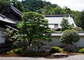Nanzen-ji temple garden in Kyoto