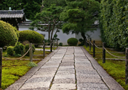 Japanese Garden Path nobedan