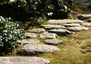 Japanese Garden Paths Tobiishi