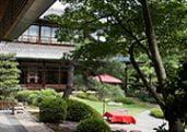 Shirakawa-in Japanese garden in Kyoto