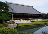 Tenryu-ji Temple Garden in Kyoto