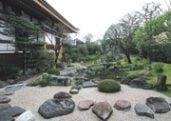 Mibudera temple garden in Kyoto
