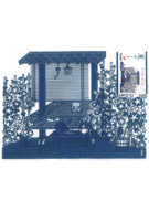 Summerly Japanese Garden Postcard
