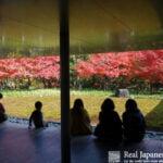 Byodo-in Amida-do by Real Japanese Gardens